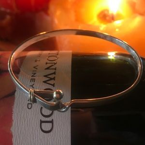 Tiffany&co's beautiful bangle sterling/silver/gold